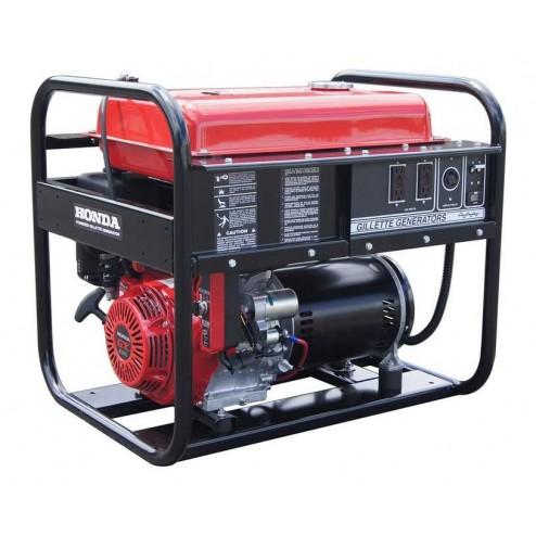 Gillette 7,000 Watt Portable Generator GPE-75EH