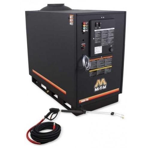 Mi-T-M 3000 PSI NG or LP Belt Drv Hot Water Pres-Washer HG-3004-3208