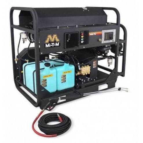 Mi-T-M 3500 PSI Diesel Belt Drive Pressure Washer HS-3505-0MDK