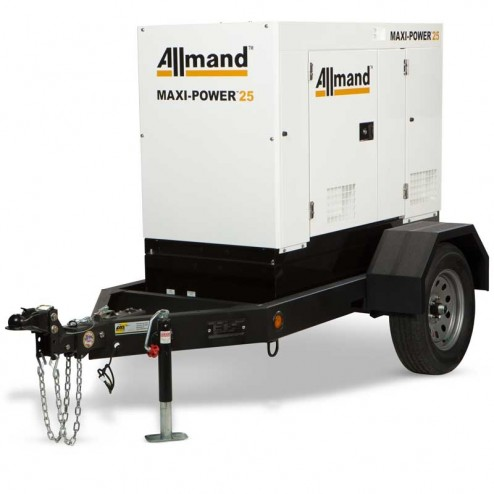 Allmand Maxi-Power Diesel Powered Generator
