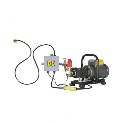 BE Pressure B152EPGHT 1500PSI 2GPM Electric Pressure Washer