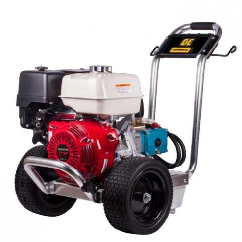 BE Pressure 4000 PSI Alumn Frame Honda Gas Pressure Washer PE-4013HWPACAT