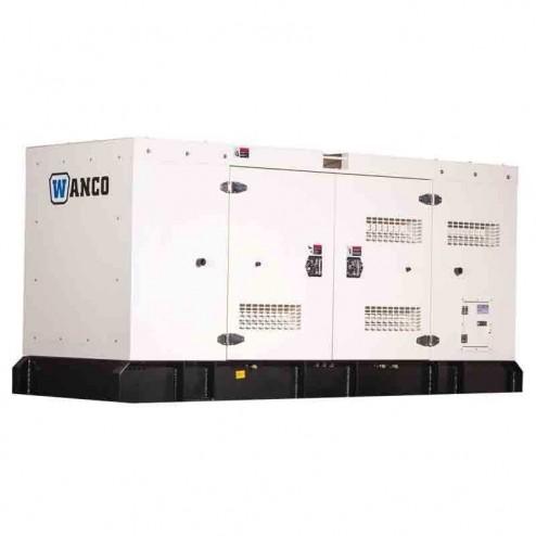 Wanco WSP100 101 kVA / 80 kW Generator/Skid Mounted