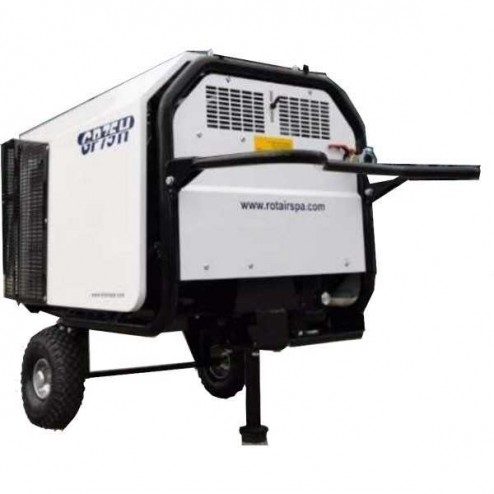 Rotair GP75H Honda Gas Portable Air Compressor