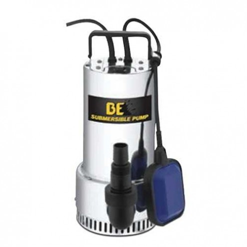 """BE Pressure SP-900SD 1.5"""" Side Dischrg Submersible-Pump W/ Float"""