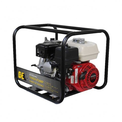 "BE Pressure TP-2065HT Gas 2"" Semi-Trash Pump"