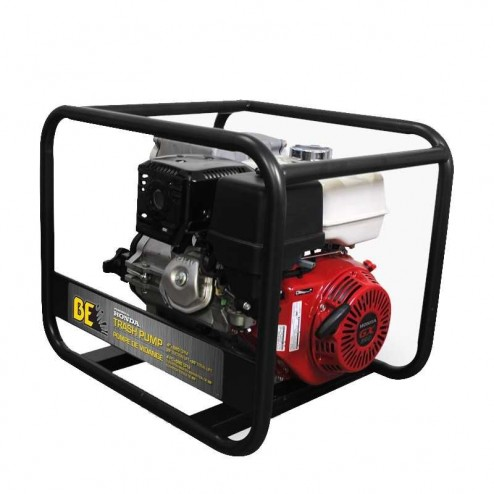 "BE Pressure TP-4013HM 4"" Gas Trash Pump"