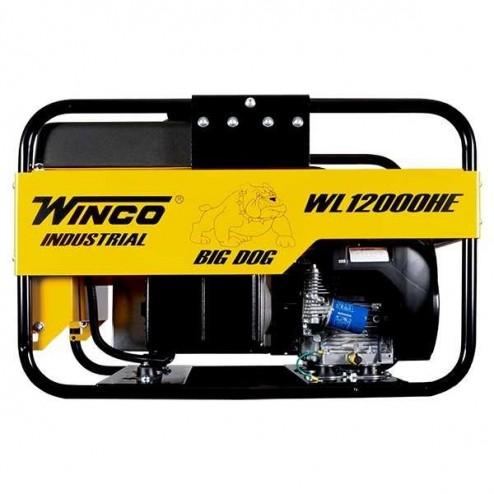 Winco WL12000HE Gasoline Portable Generator