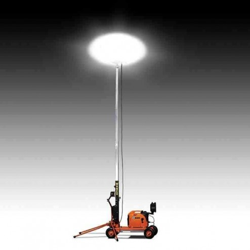 Wanco WLC10000B Balloon Light Cart