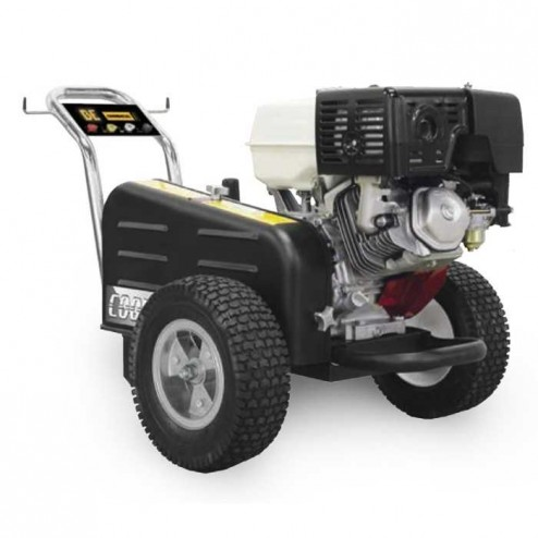 BE Pressure X-4015RWBARCD R420 4K PSI Gas Pressure Washer