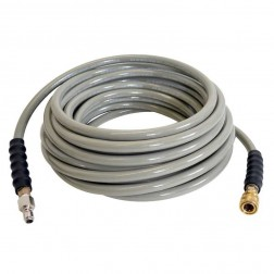 """Simpson 50 ft Armor Hose 3/8"""" with QC 41114"""