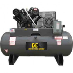 BE Pressure 120 Gal Electric 2-Stage Belt Drive AC10120B Air Compressor