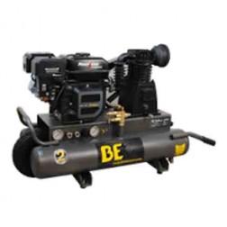 BE Pressure 8 Gal Gas 1-Stage Belt Drive AC708RB Air Compressor