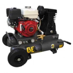 BE Pressure 8 Gal Gas 2-Stage Belt Drive AC908HB Air Compressor