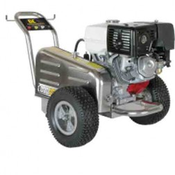 BE Pressure 3500 PSI Stainless Gas Honda Pressure Washer CD-3513HWBSGEN