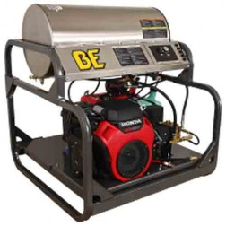 BE Pressure 3500 PSI Gas Honda Hot Pressure Washer HW3524HEGD