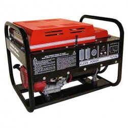 Gillette 5000 Watt Portable Generator GPE-55EH