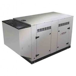 Gillette 40kW LP-Propane /Nat-Gas Commercial Standby Generator SP-410 LVL-2