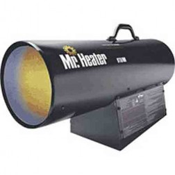 Heatstar Forced Air Propane Heater HS125FAV