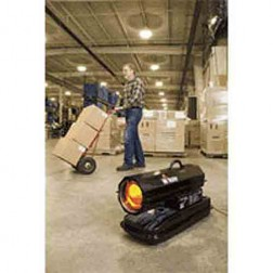 Heatstar Forced Air Kerosene Heater HS75KT