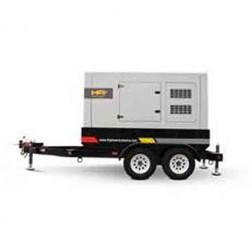 HiPower HRJW-60 Mobile Diesel Generator