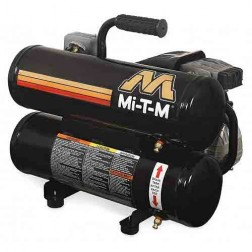 Mi-T-M 5.0 Gal Electric Single Stage Air Compressor AM1-HE02-05M