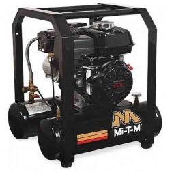 Mi-T-M 5.0 Gal Gasoline Single Stage Air Compressor Honda AM1-HH04-05M