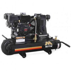 Mi-T-M 8.0 Gal Gasoline Single Stage Air Compressor Honda AM1-PH65-08M