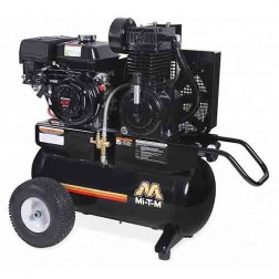 Mi-T-M 20.0 Gal Gasoline Two-Stage Air Compressor Honda AM2-PH09-20M