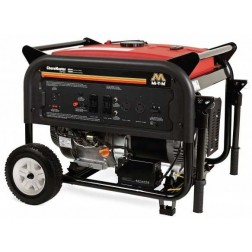Mi-T-M 8000 Watt Gasoline Portable Generator GEN-8000-0MME
