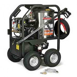 Shark SGP-302517 2 400 PSI 2.7 GPM Subaru Gas Powered Hot Water Commercial Series Pressure Washer