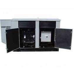 Winco DR4514 45kW Diesel Standby Generator
