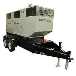Winco DX175 Mobile Diesel Generator