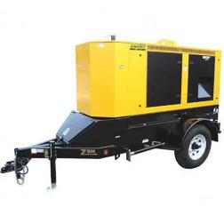 Winco RP55 Mobile Diesel Generator