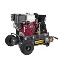BE Pressure 8 Gal Gas 2-Stage AC138HEB Air Compressor