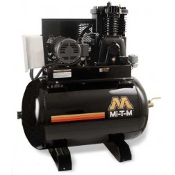 Mi-T-M 80 Gallons Two stage Electric Air Compressor ACS-23105-80H
