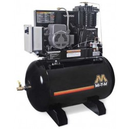 Mi-T-M 80 Gallons Two stage Electric Air Compressor ACS-23105-80HM