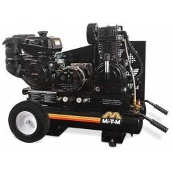 Mi-T-M 8 Gallon Two stage Kohler Gas Air Compressor/ Generator Combo AG2-PK14-08M1
