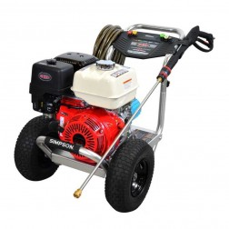 Simpson Aluminum 4200 PSI Gas Honda Power Washer ALH4240