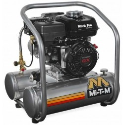 Mi-T-M 5-gallon Single Stage Mi-T-M Gas Air Compressor AM1-HM04-05WP