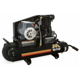 Mi-T-M 8-gallon Single stage Electric Air Compressor AM1-PE02-08M