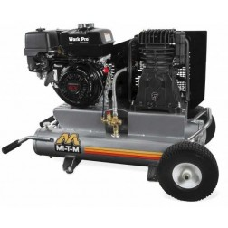 Mi-T-M 8-gallon Two stage Honda Gas Air Compressor AM2-PH09-08WP
