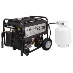 BE Pressure BE9400DFS 9400 Watt Dual Fuel Generator