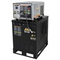 Mi-T-M 2500 PSI Electric Belt Drv Hot Water Pres-Washer HAE-2503-0E4G