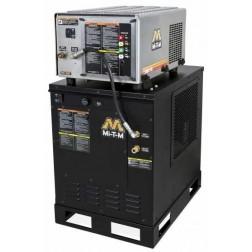 Mi-T-M 3000 PSI Electric Belt Drv Hot Water Pres-Washer HAE-3004-0E4G