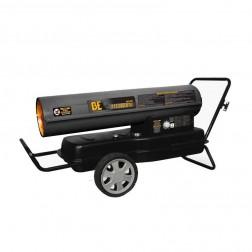 BE Pressure 215,000 BTU Forced Air Oil Heater HK215FW
