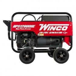Winco HPS12000HE Tri-Fuel Portable Generator