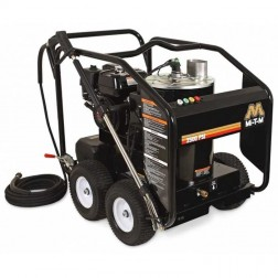 Mi-T-M 2500 PSI Gasoline Direct Drive Hot/Cold Pressure Washer HSP-2503-0MMH