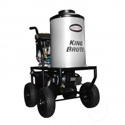 Simpson King Brute 3000 PSI B&S Gas Hot Power Washer KB3030