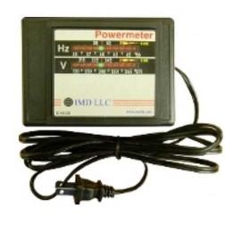 IMD External LED Hz/V Meter